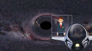 Black hole travel (updated version)