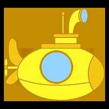 submarine right side