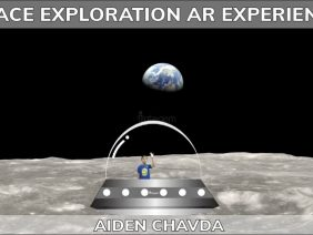 Space Exploration AR Tutorial by Aiden
