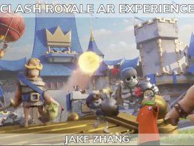 Clash royale AR Tutorial by Jake