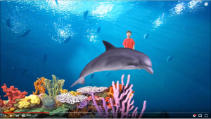 """Tutorial of Holographic AR project """"Ocean Adventure"""" by Anthony Lee"""