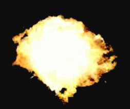 Fireball Effect Gif