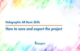 18 – How to Save, Export and Troubleshoot for Your Project