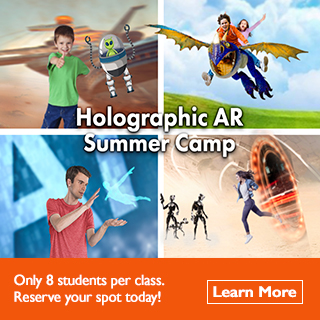 Integem Holographic AR Summer Camp 2020
