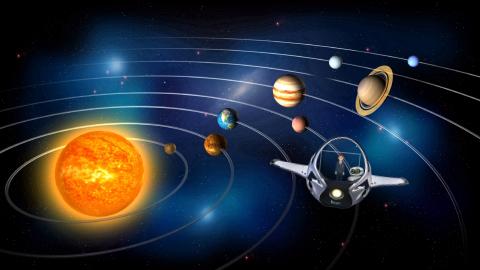 Solar System Sample Project: Mars 1