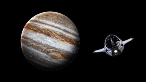 Solar System Sample Project: Jupiter 2