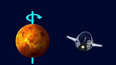 Solar System Sample Project: Venus 2