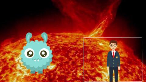 Solar System Sample Project: Sun 2