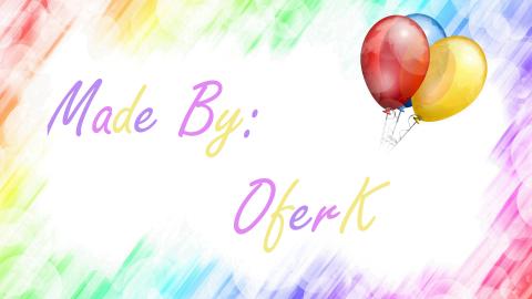 OferK DIY Project try 11 /w uNiCoRnS!!!!!!!!!!!!!