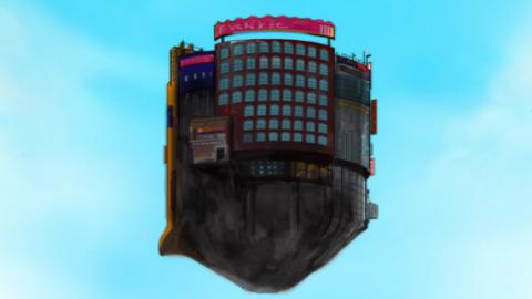 Tower of God – ish