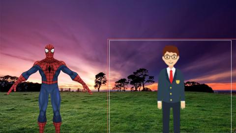 Superhero demo2