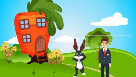 Tyler Fun bunny project