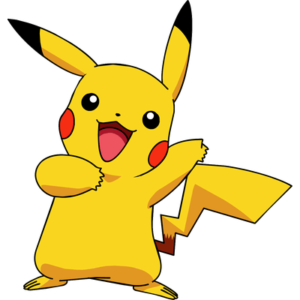 Image materials for pokemon fans_FG CUS Images