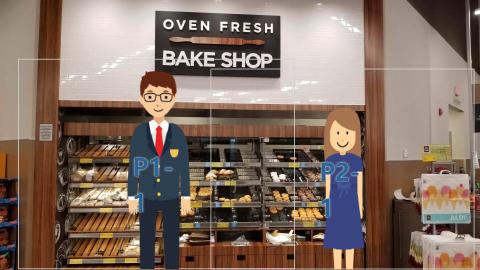Owen Cheese cake 3