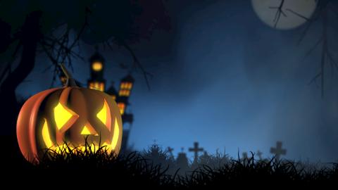 Halloween 2021 Start